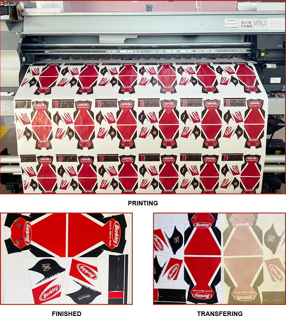 90gsm Fast Dry Sticky Sublimation Paper